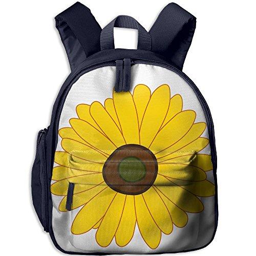 2017 Children's Sunflower Toddler Toys Bag Casual