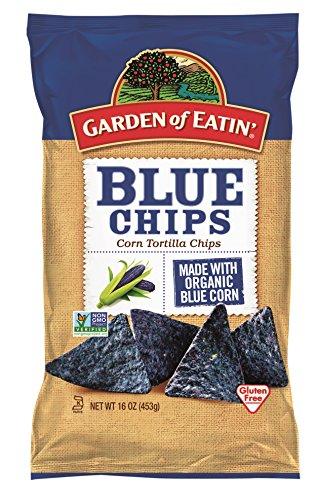 Garden of Eatin' Blue Corn Tortilla Chips, 16 Ounce