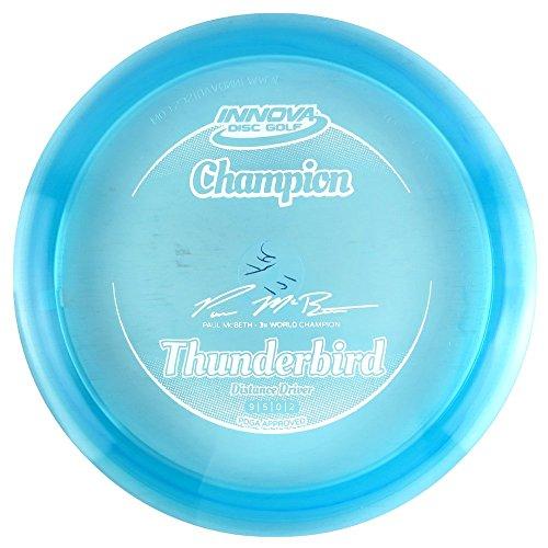 Innova Firebird - Innova Champion Thunderbird Distance Driver Golf Disc [Colors may vary] - 165-169g