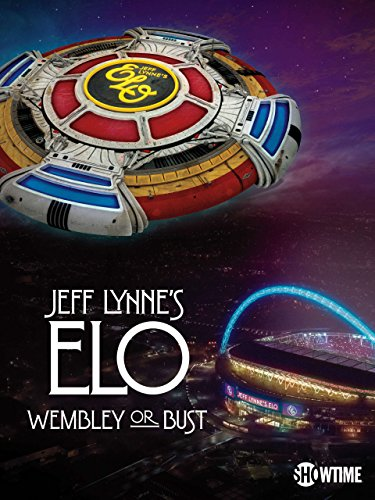Jeff Lynne's ELO: Wembley or Bust (Cassette Color)