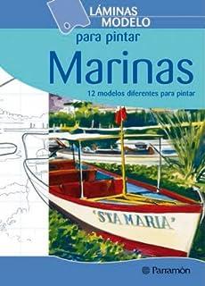 Marinas / Nauticals: 12 modelos diferentes para pintar / 12 different patterns to paint (