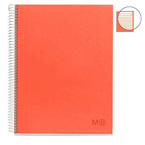 miquelrius-large-spiral-bound-notebook-candy-code-tangerine-85-x-11-4-subject-college-ruled