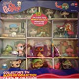 Littlest Pet Shop LPS Exclusive Collectors Edition Tin with 15 Pets