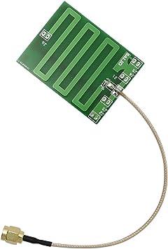 Antena RFID UHF (865-868 MHz) con 5 dBi de 5 cm x 5 cm en ...