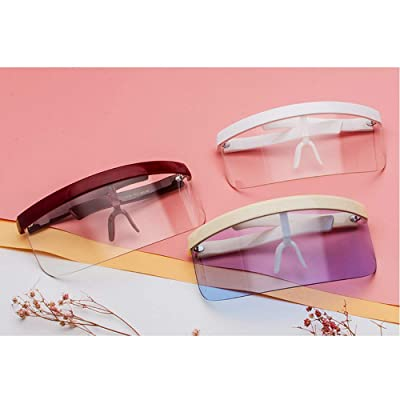 Details about  /Windproof Sunglasses Men Polarized Goggle Shield Reflective Coating Case 8 Color