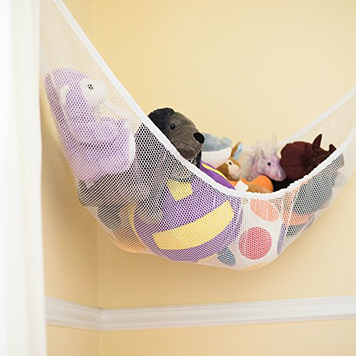 Stuffed Animal Hammock Toy Storage Hanging Net Corner