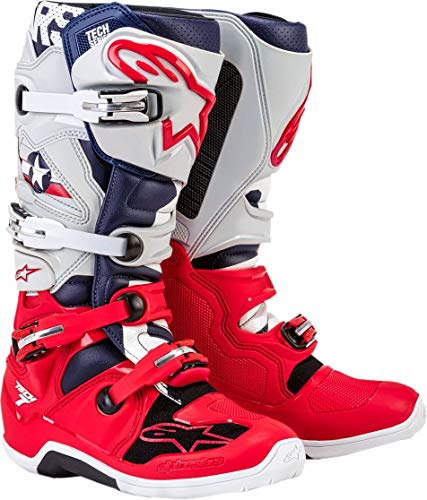 Alpinestars Tech-7 Boots - Five Star LE - Plate Footpeg