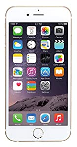 Apple iPhone 6 Unlocked Smartphone, 16 GB (Gold) (Certified Refurbished)