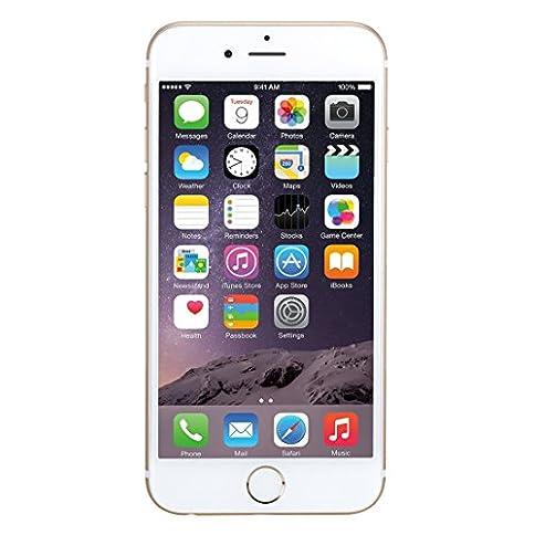 - 51cmeOkT 2BlL - Apple iPhone 6, GSM Unlocked, 16GB – Gold (Renewed)