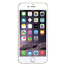 Apple iPhone 6 16GB Factory Unlocked GSM 4G LTE Smartphone, Gold (Refurbished)