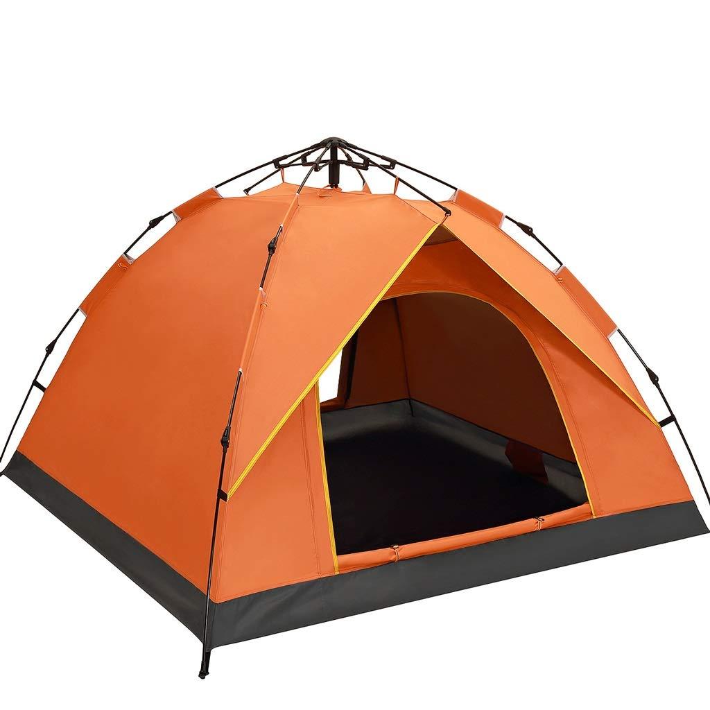 Zhijie Automatische Selbst Pop-up-Haube-Zelt-Überdachung für kampierende Wasserdichte Zelte 2-3 Person