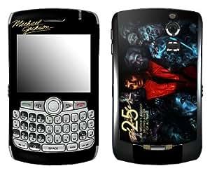 MusicSkins, MS-MJ30006, Michael Jackson - Thriller 25, BlackBerry Curve (8300/8310/8320), Skin