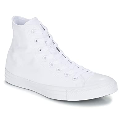 Converse Chuck Taylor All Star Mono Hi, Sneakers Basses Unisexe Adulte