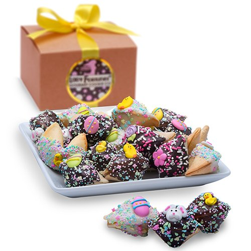 - Easter Fortune Cookie Gift Box - 12 Cookies