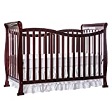 Dream On Me Violet 7 in 1 Convertible Life Style Crib, Cherry
