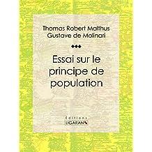 Essai sur le principe de population (French Edition)