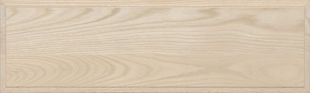 Unfinished Oak Flat Drawer Front with Edge Detail by Kendor 9H x 13W