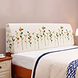 Cloth cushions large back pad / hotel bed removable removable European bedside cushions / ( Size : 2005510cm )