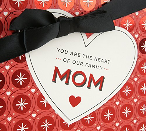 Hallmark Valentine's Day Greeting Card for Mother (Circles and Crosses) Photo #5