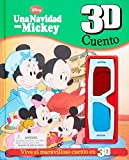 Disney 3D Cuento: Mickey's Christmas Carol (Spanish Edition)