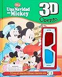 Disney 3D Cuento: Mickey's Christmas Carol (Spanish Edition)