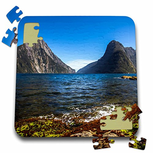 danita-delimont-new-zealand-view-of-mitre-peak-and-milford-sound-new-zealand-10x10-inch-puzzle-pzl-2