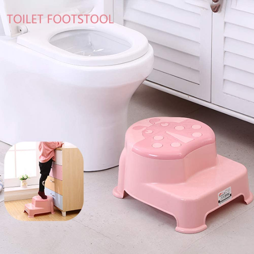 Tritthocker F/ür Kinder Bringt Ihren K/örper in Optimaler Natur Hocke DONG Badhocker WC Hocken Hocker