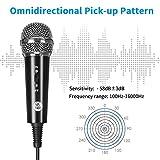 PEMOTech Studio Recording Microphone,Condenser Plug