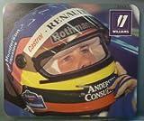 Jacques Villeneuve Mouse Pad