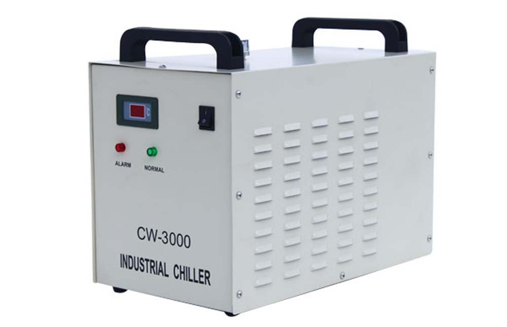 Industrial Water Chiller for Co2 Laser Engraving Machine, Laser Engraver Water Chiller