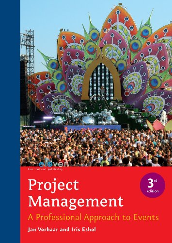 Project Management: A Professional Approach to Events (Third Edition)