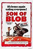 Beware! The Blob (Aka Son Of Blob) Us Poster Art 1972 Movie Poster Masterprint (11 x 17)