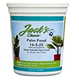 JR Peter's 51624 Jack's Classic 16-5-25 Palm Food, 1.5 lb.