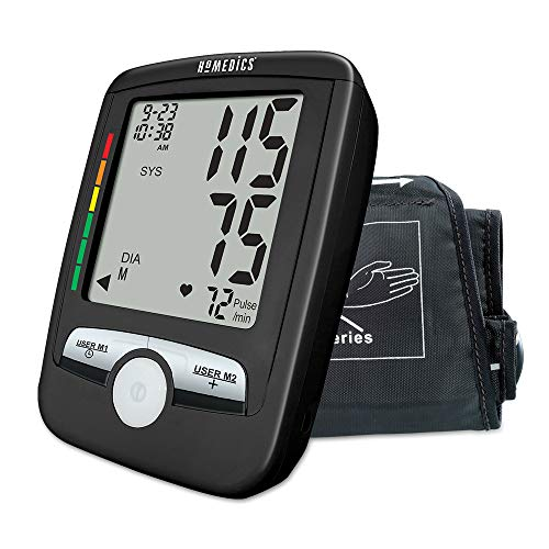 Automatic Blood Pressure Monitor | Smart Measure Technology