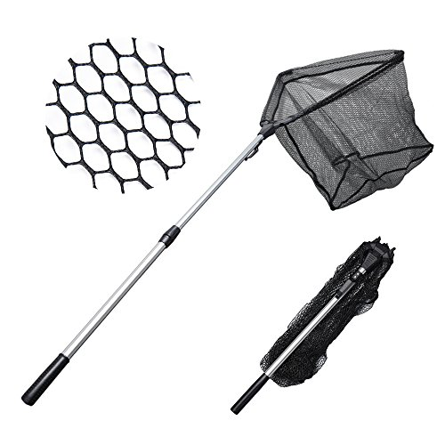 madbite-fishing-net-safe-catch-release-fish-landing-net-foldable-telescoping-durable-strong-yet-ligh