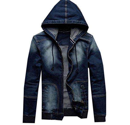 Dark Blue Jacket - 5