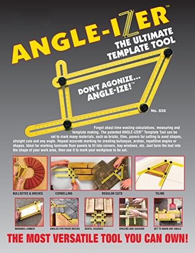 General Tools 836-A Angle-Izer Template Tool - - Amazon.com