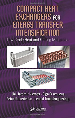 compact-heat-exchangers-for-energy-transfer-intensification-low-grade-heat-and-fouling-mitigation