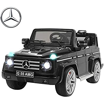 Amazon.com: Range Rover Style Battery Powered 12V Kids Electric Ride ...