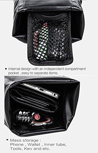 Bolsa bikepacking trasera compacta 5