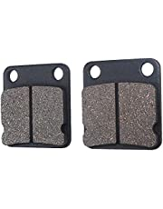 Cyleto Front Brake Pads for SUZUKI DF125 DR125 DR 125 1985-1994 1999 2000 2001 / TS125 1986-1990