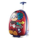 American Tourister Disney 18 Inch Upright Hard Side, Mickey, One Size