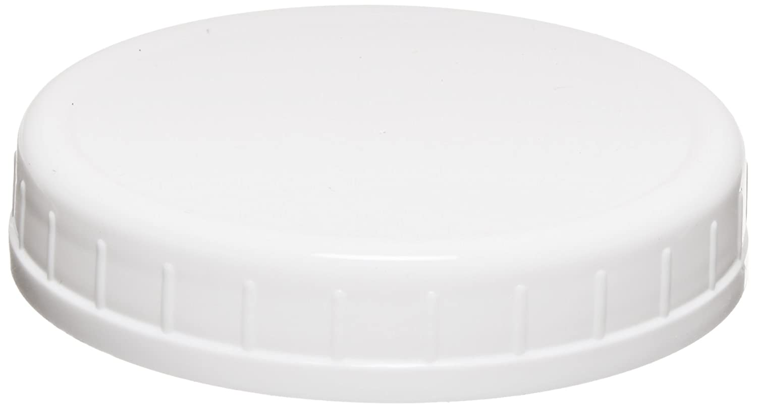 Ball Regular Mouth Plastic Storage Caps, Set of 8 Loew-Cornell 14400360008