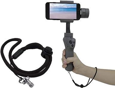 Wrist Lanyard Strap Base Mount Handheld Gimbal For DJI Osmo Mobile 2 Camera
