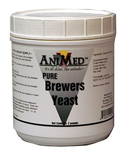ANIMED D-Brewers Yeast Supplement 2 Pound(Case of ()