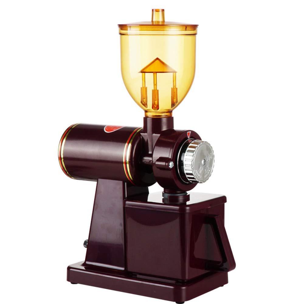 SUNHAO Machine /à expresso Moulin /à grain de caf/é /électrique moulin /à caf/é m/énage petit moulin /à meules