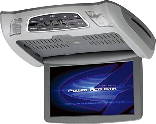 Power Acoustik PMD-104X Ceiling Mount DVD Overhead with 10.3