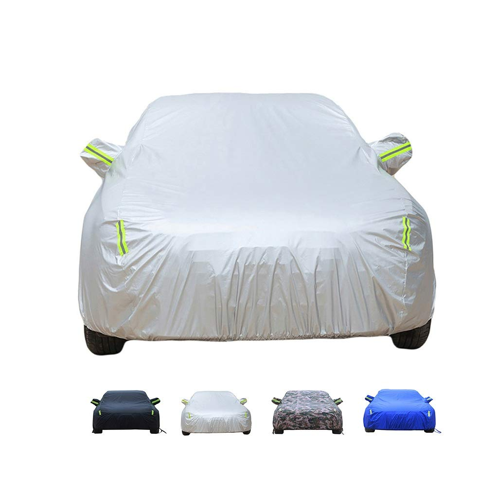 Compatible with AstonMartin DB11 Color : C, Size : 2019 4.0T V8 Coupe Thick and Cotton Velvet Hood Yguocy Car Covers Can Adapt to All Kinds of Weather