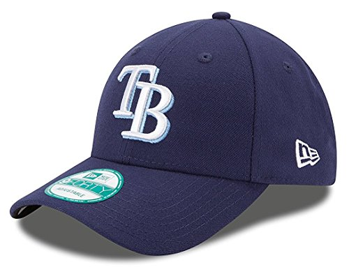 MLB Youth The League Tampa Bay Rays 9Forty Adjustable Cap