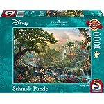 Schmidt Puzzle Il Libro Della Giungla Thomas Kinkade 1000 Pezzi 59473